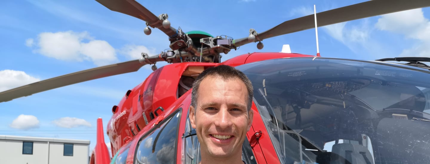 Andrew Westwood - Helimed 59